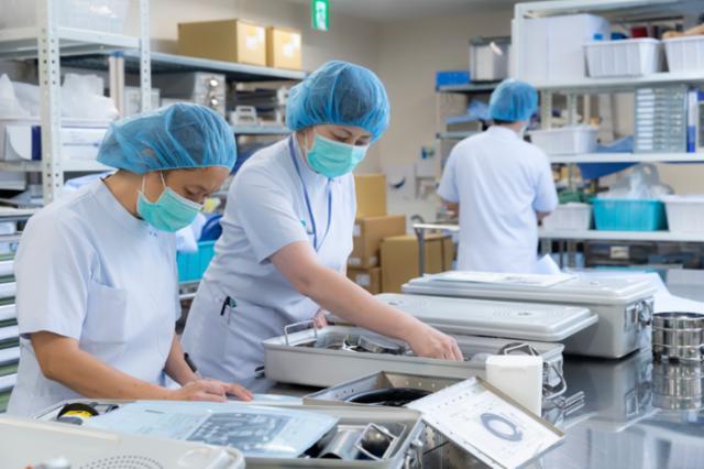 広島赤十字・原爆病院(広島営業所)の画像・写真
