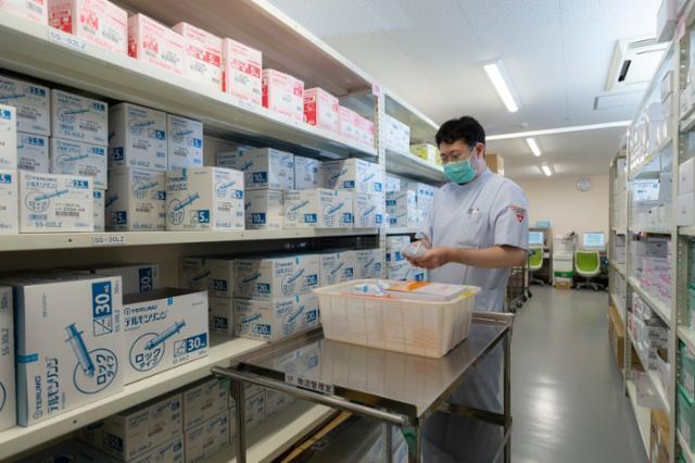 市原市鶴舞にある病院(鴻池メディカル株式会社 千葉営業所)の画像・写真