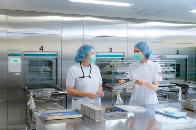 中津川市民病院 (名古屋営業所)の画像・写真