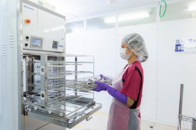 日立市の総合病院 (鴻池メディカル株式会社 栃木営業所)の画像・写真