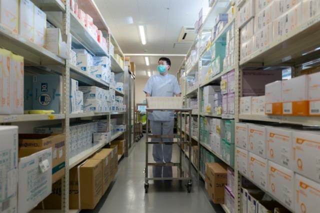 宮崎市有田にある病院 (鴻池メディカル株式会社 福岡物流営業所)の画像・写真
